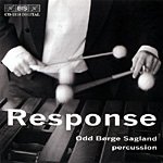 Response - Percussion Music (CD)