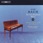 Bach, CPE: The Solo Keyboard Music, Vol 14 (CD)