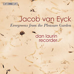 Eyck: Evergreens From The Pleasure Gardens (CD)
