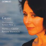 Grieg: The Complete Songs, Vol 5 (CD)