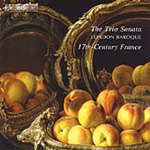 The Trio Sonata in C17th France (CD)