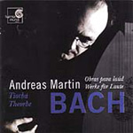 Bach: Lute Works (CD)