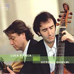 German Baroque Works for Lute & Viola da gamba (CD)