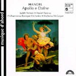 Handel: Apollo e Dafne (CD)