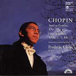 Chopin: Etudes; Rondos (CD)