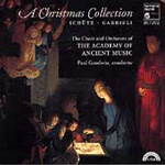 A Christmas Collection-Schütz and Gabrieli (CD)