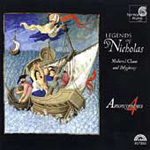 Legends of St Nicholas (CD)