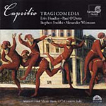 Capritio - Instrumental Music from 17th Century (CD)
