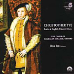 Tye: Latin & English Sacred Choral Works (CD)