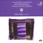 Twelfth Van Cliburn International Piano Competition - Joyce Yang (CD)