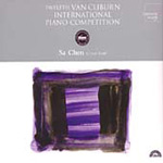Twelfth Van Cliburn International Piano Competition - Sa Chen (CD)