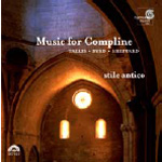 Byrd; Sheppard; Tallis: Music for Compline (CD)