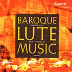 Baroque Lute Music (CD)