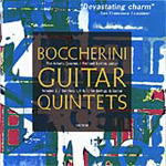 Boccherini: Guitar Quintets, Volume 2 (CD)
