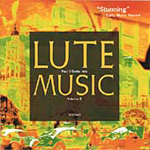 Lute Music, Volume 2 (CD)