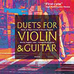Giuliani/Paganini - Duets for Violin and Guitar (CD)