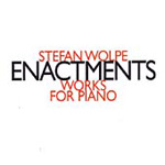 Wolpe: Enactments - Works for 1, 2 & 3 Pianos (CD)