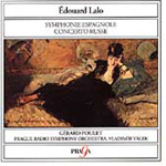 Lalo: Orchestral Works (CD)