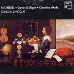 Pachelbel: Parties; Canon and Gigue (CD)