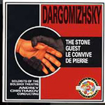 Dargomïzhsky: The Stone Guest (CD)