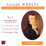 Woelfl: Piano Sonatas, Op. 33 (CD)
