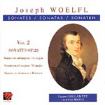 Woelfl: Piano Sonatas, Op. 28 (CD)