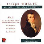 Woelfl: Harp and Fortepiano Duets (CD)