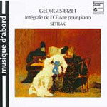 Bizet: Complete Piano Music (CD)