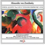 Zemlinsky: Lyric Symphony/Quartet No 3 (CD)