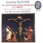 Haydn: Seven Last Words of Christ (CD)