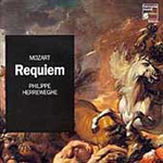Mozart: Requiem Mass, K626; Kyrie, K341 (CD)
