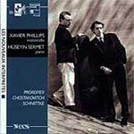 Prokofiev/Shostakovich/Schnittke: Cello Sonatas (CD)