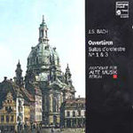 Bach: Orchestral Suites 1 & 3 (CD)