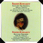 Rimsky-Korsakov: Kaschey The Immortal (CD)