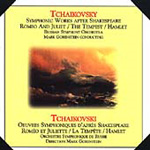 Tchaikovsky: Symphonic Works after Shakespeare (CD)