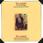 Balakirev: Piano Works (CD)