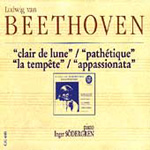 Beethoven: Piano Works (CD)