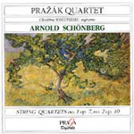 Schoenberg: String Quartets (CD)
