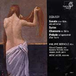 Debussy: Chamber & Vocal Works (CD)