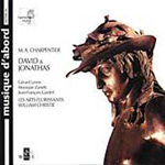 Charpentier: David and Jonathas (CD)