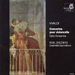 Vivaldi: Cello Concertos (CD)