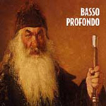 Basso Profondo from Old Russia (CD)