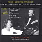 French Piano Duets (CD)