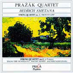 Smetana: String Quartets (CD)