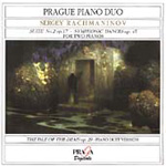 Produktbilde for Rachmaninov: Symphonic Dances; Isle of the Dead; Suite No 2 (CD)