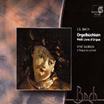 Bach: Little Organ Book, BWV599-644 (CD)