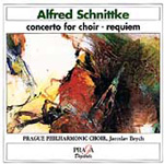 Schnittke: Concerto for Choir; Requiem (CD)