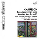 Chausson: Concert (CD)