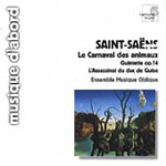 Saint-Saëns: Carnival of the Animals (CD)