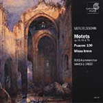 Mendelssohn: Motets (CD)